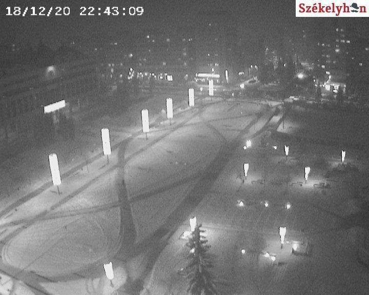 Szabadság tér, Csíkszereda - Székelyhon.ro